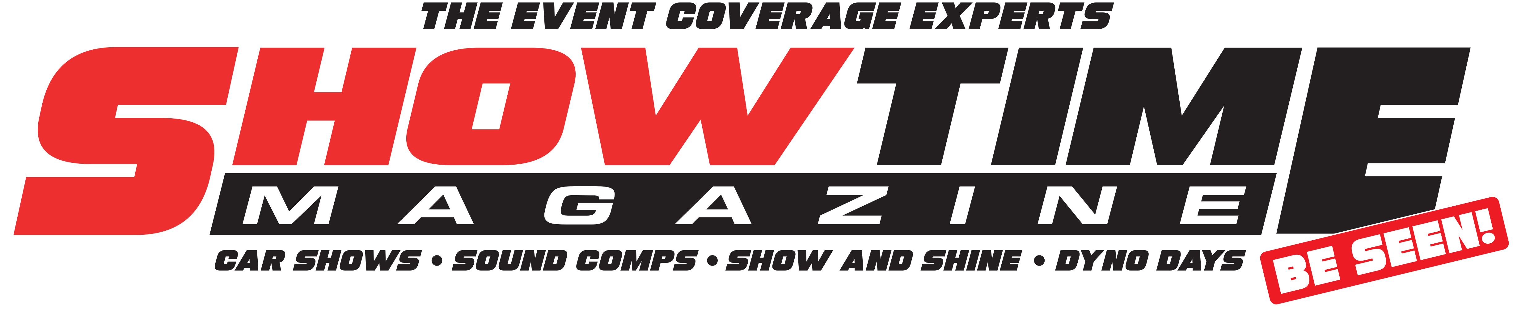 Show Time Magazine Logo